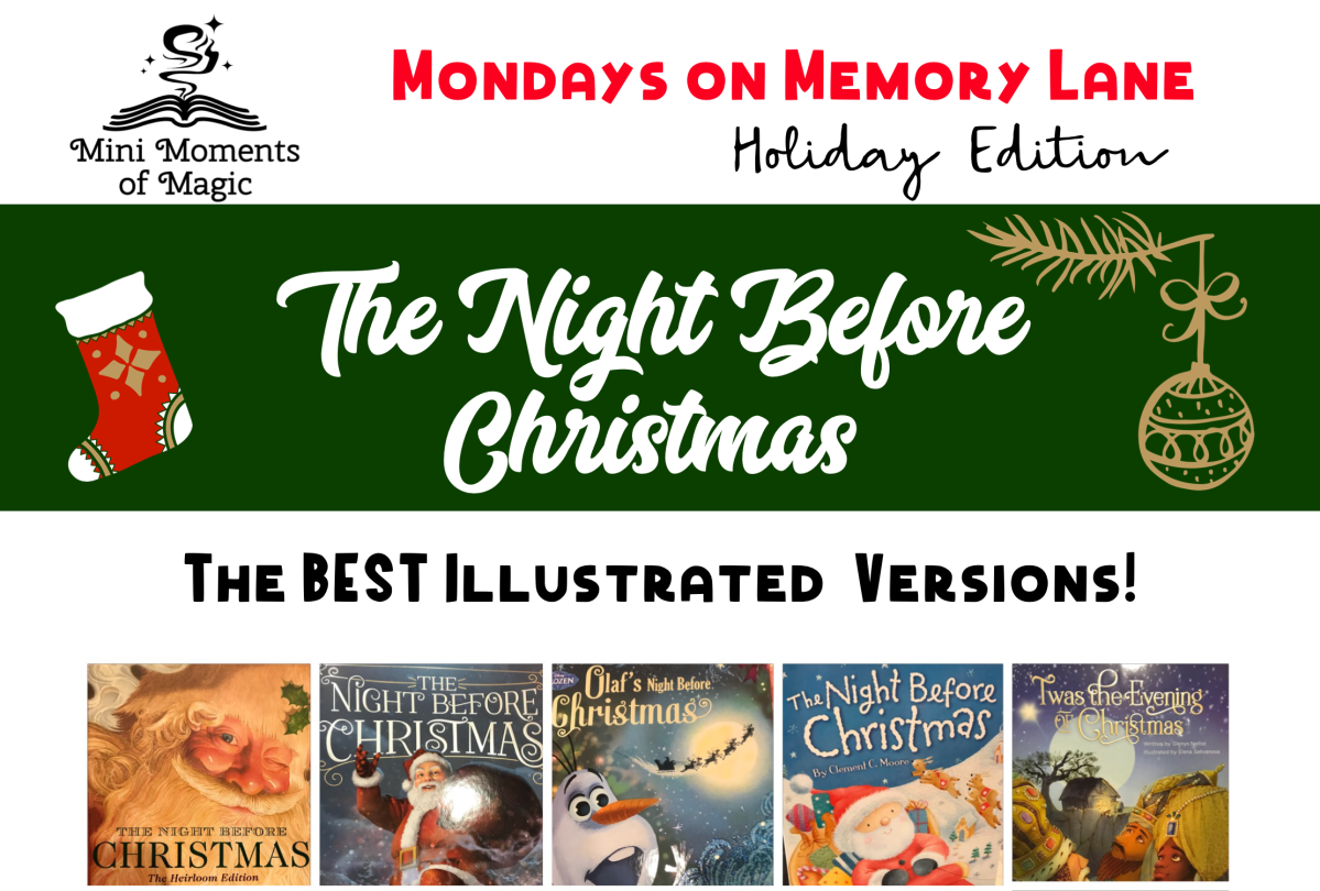 """Mondays on Memory Lane: The Search for the BEST rendition of """"The Night Before Christmas"""""""